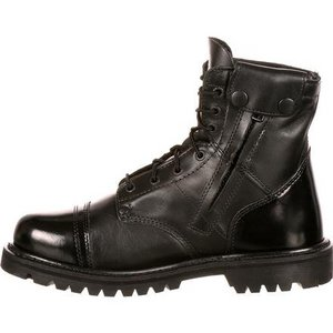 Rocky Side Zipper Jump Boot 2091